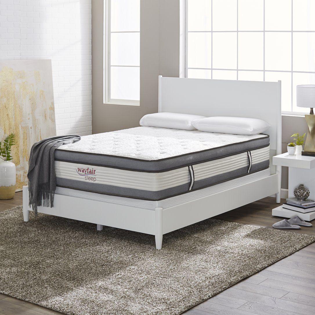Wayfair Sleep Plush Hybrid Mattress Hybrid mattress