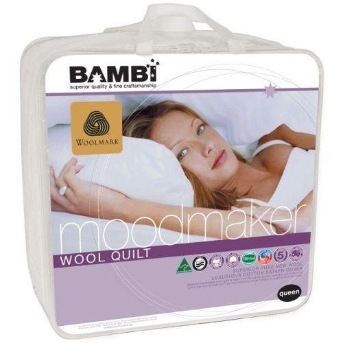All Seasons Bambi Moodmaker Wool Quilt