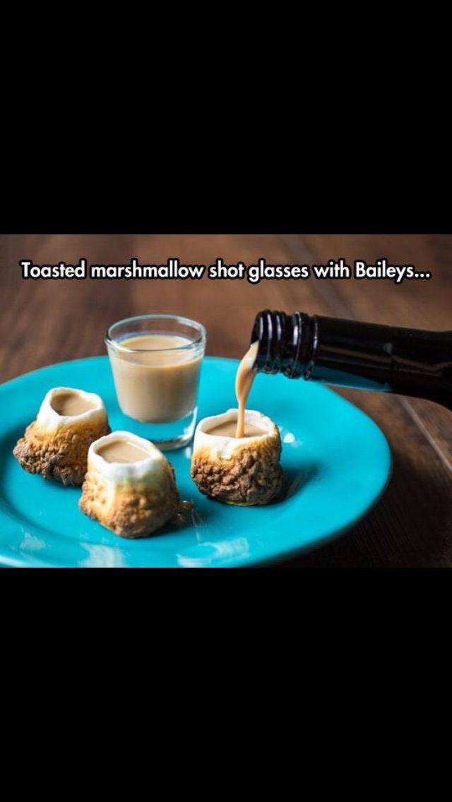 Marshmallow & Baileys