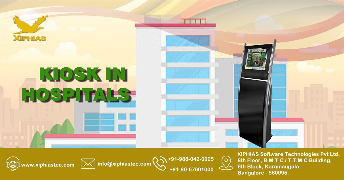 Hospital Information Kiosk