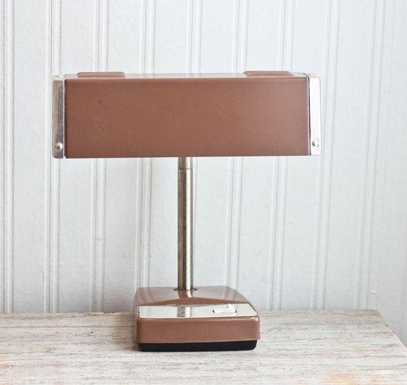 Industrial Lighting Vintage Lamp Metal Lamp Mobilite By With Images Vintage Lamps Metal Lamp Lamp
