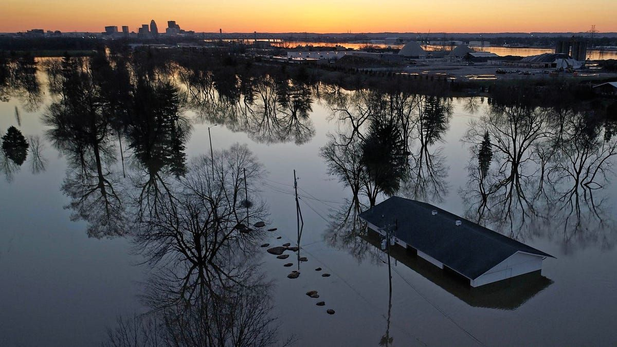 Millions of Americans think they're safe from flood waters