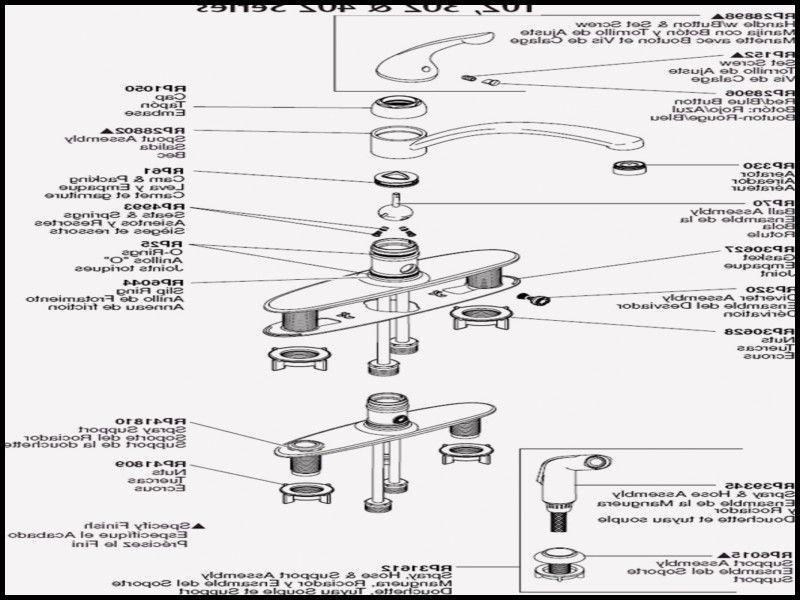 Best Of Delta A112 18 1 Kitchen Faucet Parts Home
