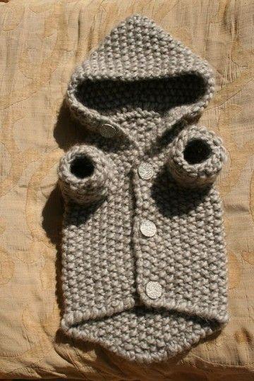 ropa para perros tejida al crochet paso a paso - Buscar con Google ...
