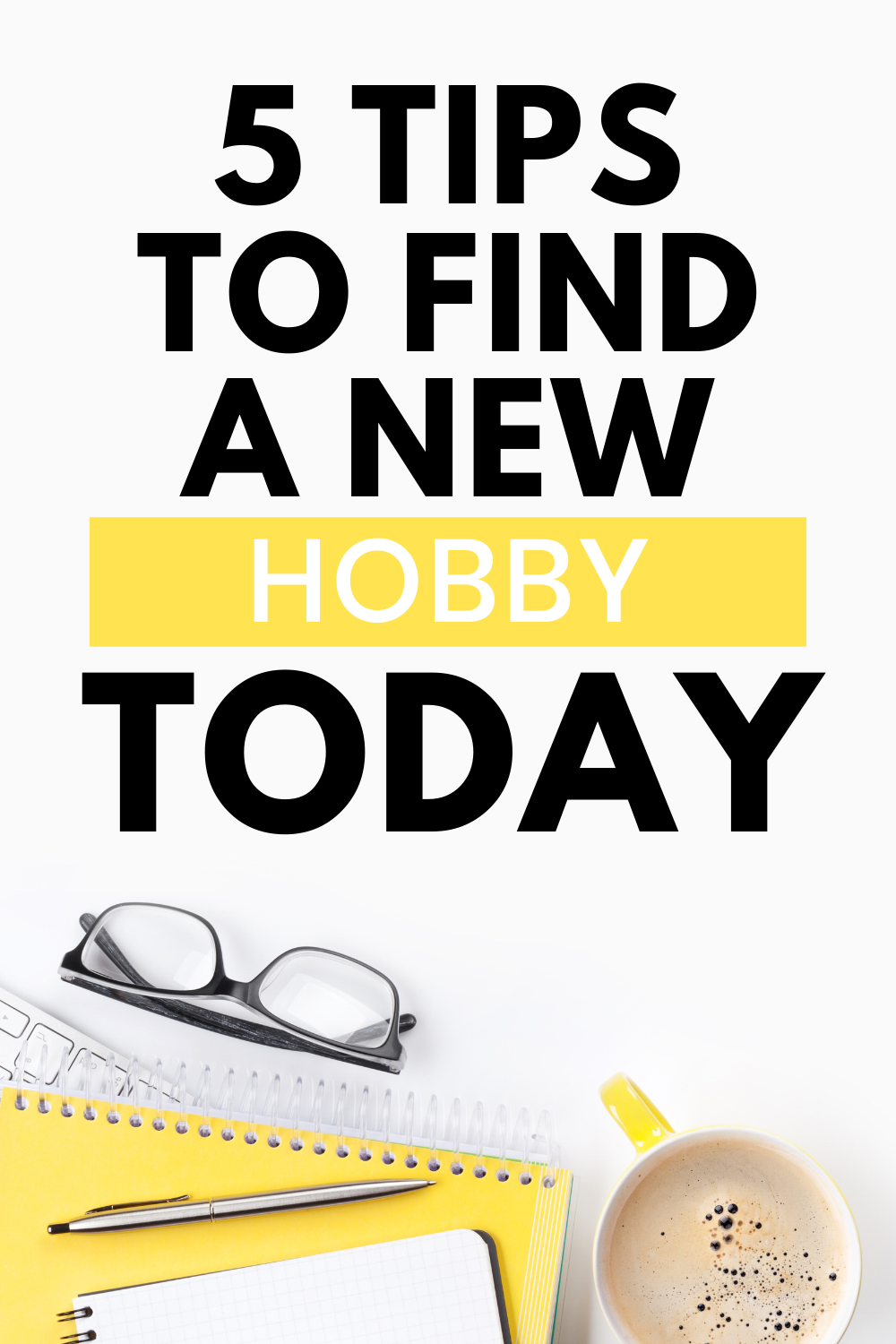 5 Tips To Find A Hobby When You're A Busy Mum