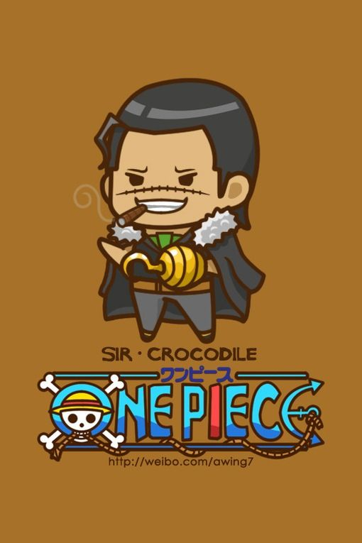 Mr 0 Sir Crocodille One Piece Wallpaper IphoneSir