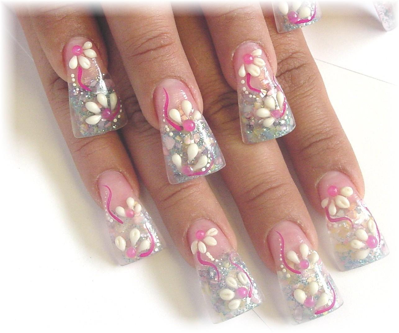 Fake Nails Designs ...   Nail Designs   Pinterest