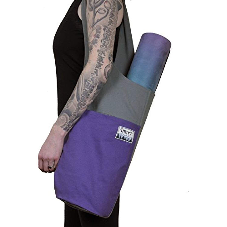 Yoga Sling Bag  Premium Canvas Yoga Tote 270132b5b6bb4