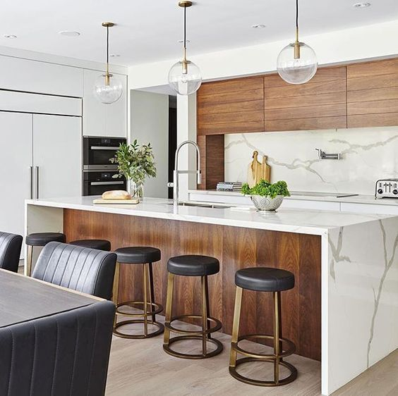 5 Tips On Build Small Kitchen Remodeling Ideas On A Budget: REHAU Has Unique Doors And Surfaces Available Now For