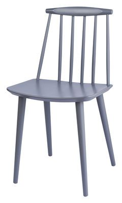 Chaise J77 Hay Gris Made In Design Chair Gray Dining Chairs Furniture