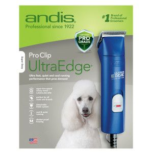 Andis Proclip Ultraedge Pet Hair Clipper Hair Clippers Grooming Dog Hair