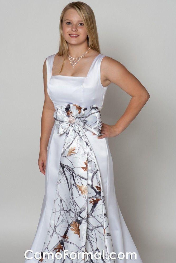 Camouflage wedding dress | Camo Dresses | Pinterest | Camouflage ...
