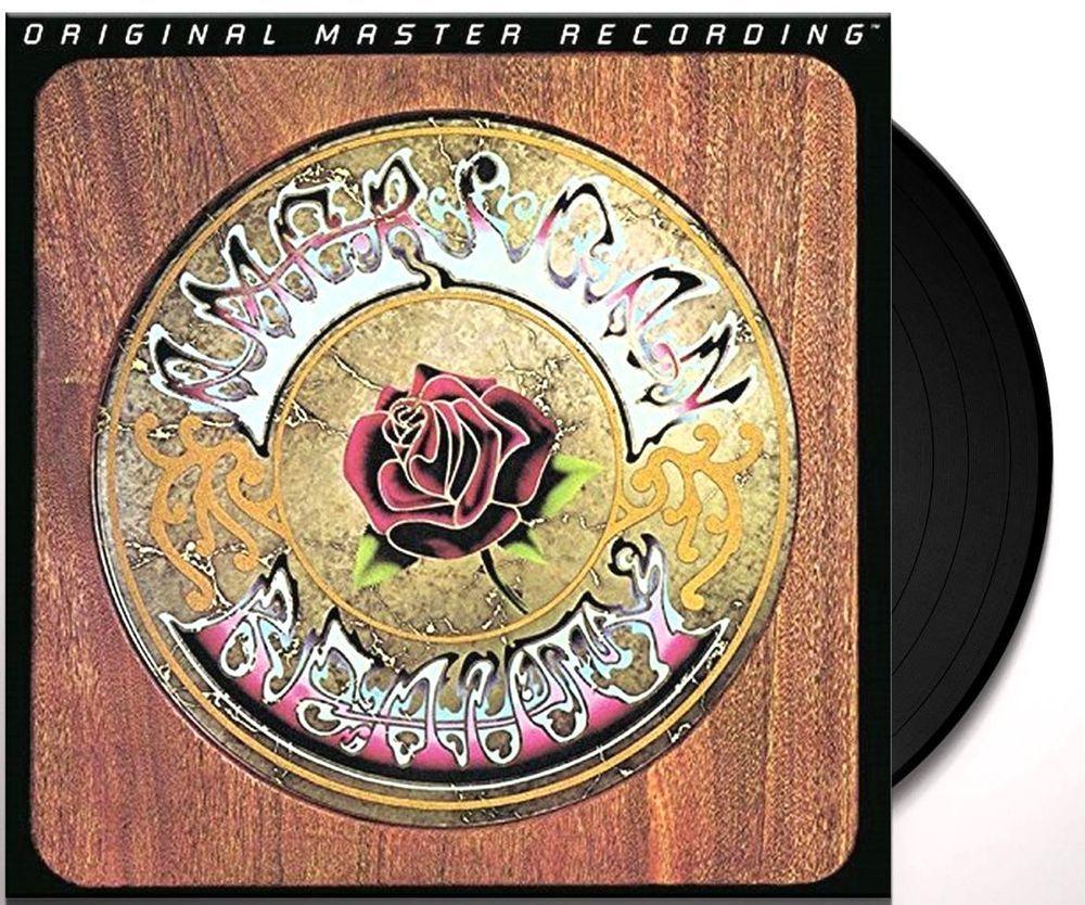 Grateful Dead American Beauty Mfsl Master Recording In Shrink Vinyl Record Album Vinyl Records Lps Vinylrecor Vinyl Record Album Vinyl Records Record Album