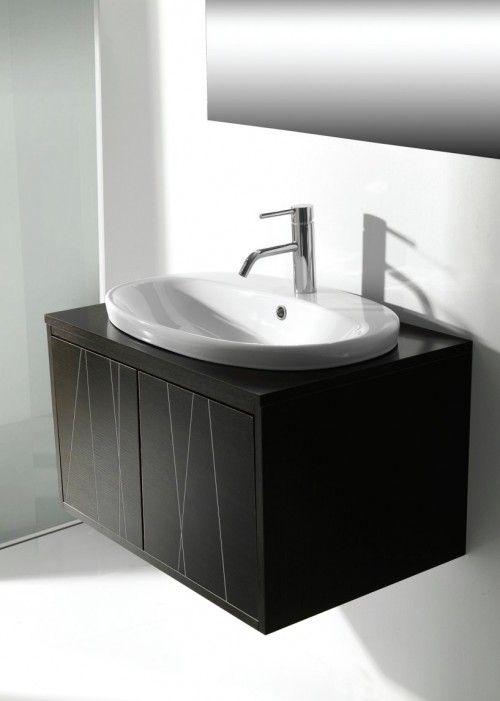 ERA LAVABO AD INCASSO 62X42 #arredamento #bagno | Lavabi bagno ...