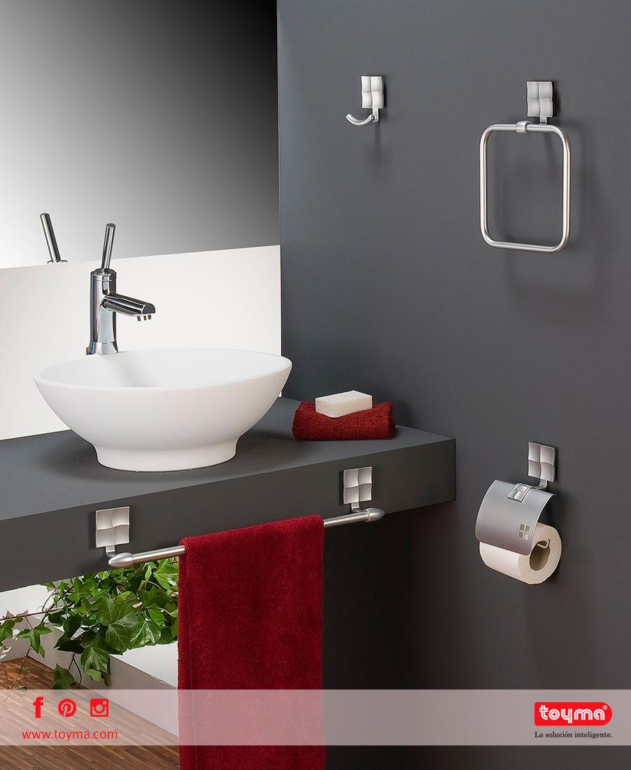 Os presentamos el conjunto de accesorios para baño TOKIO La línea de ...