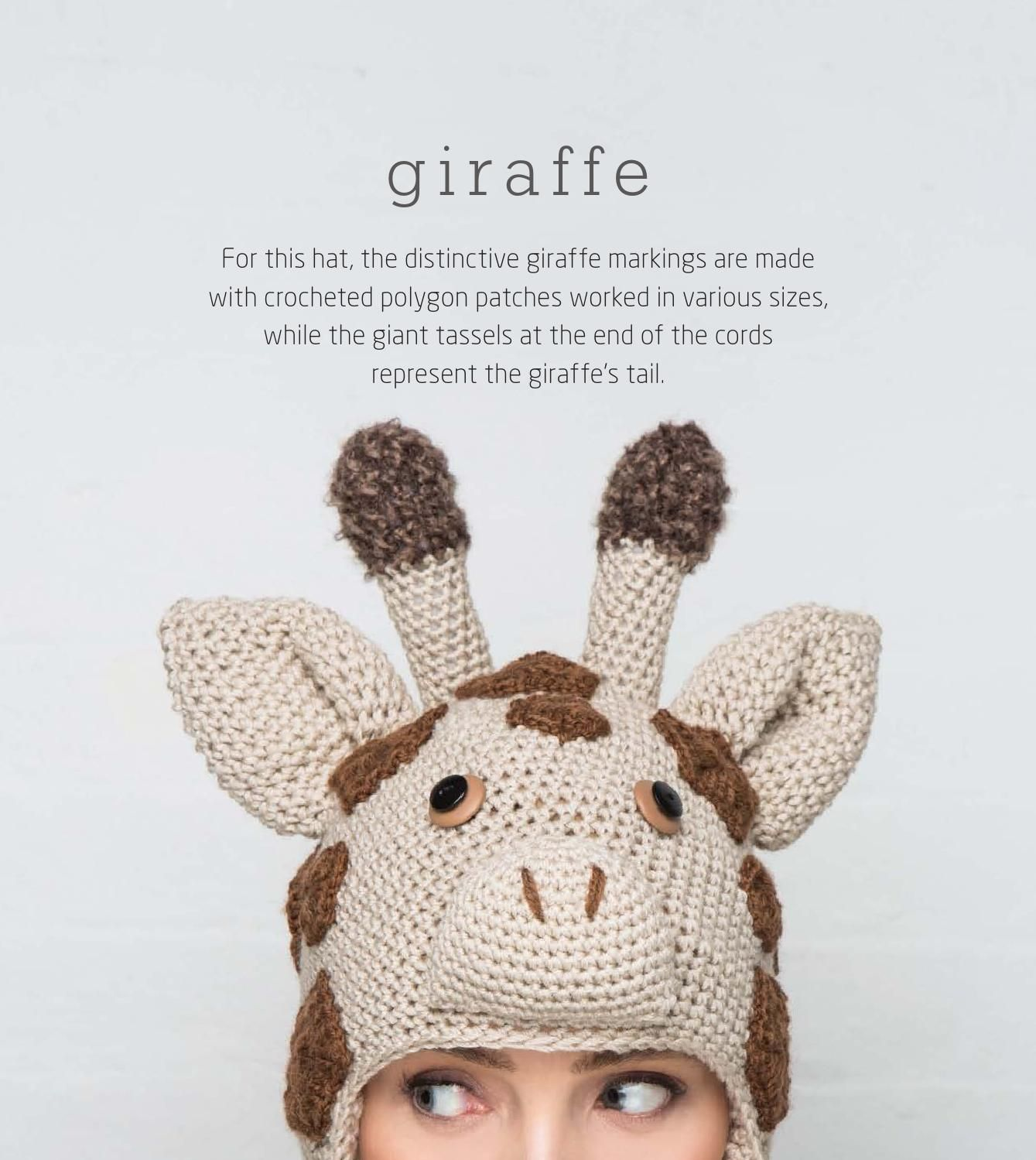 Click to enlarge | Crochet hat pattern | Pinterest | Bufanda cuello