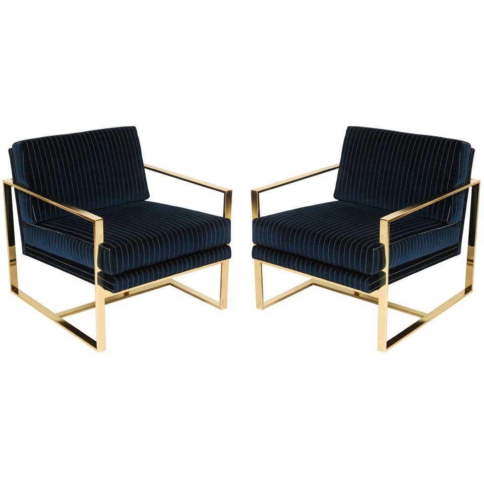 Beautiful Milo Club Chair By Lawson Fenning
