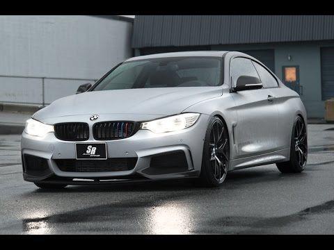 BMW Xi With PUR Wheels By SR Auto Group BMW Pinterest BMW - 435xi bmw