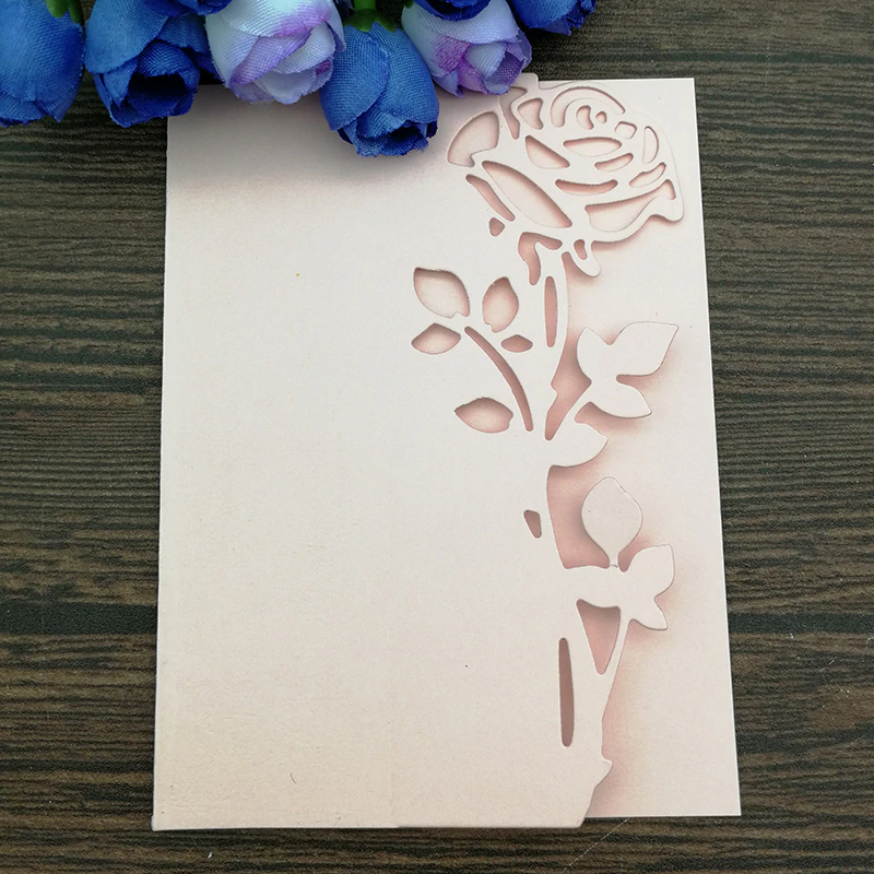 Metal Cutting Dies Stencil DIY Scrapbooking Album Paper Card Embossing Die Cut