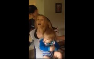 """""""We Don't Need a Warrant"""" — Police Enter Home Through Window, Rip Infant From Mother's Arms"""