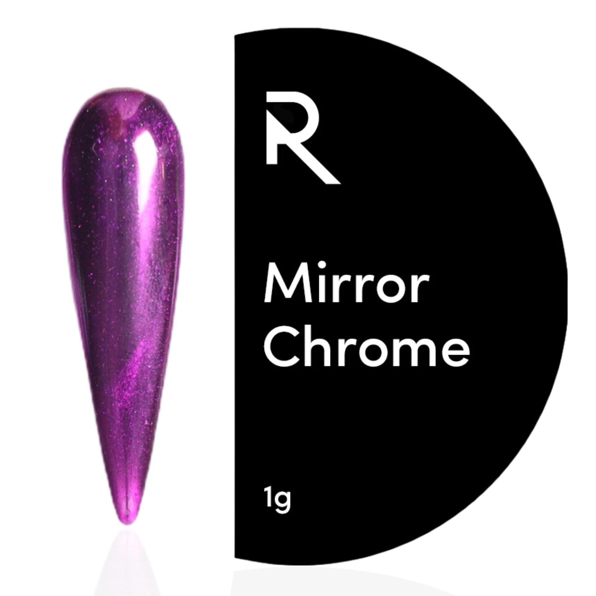 Spiegelchrompulver 12