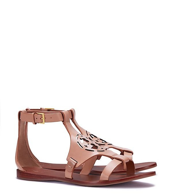 36be07877 Tory Burch Zoey Leather Sandal