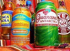 Soft Drinks In South America American Drinks Drinks Soft Drinks