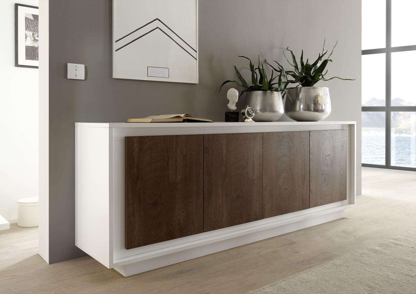 Soggiorni Classici Hai : Soggiorni in legno bianco. Soggiorni ...
