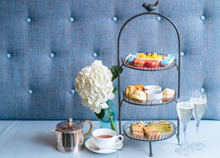 It's not only our houses that get a Spring clean at this time of year. A whole load oftraditional afternoon teas across London have had makeovers to make - Blog