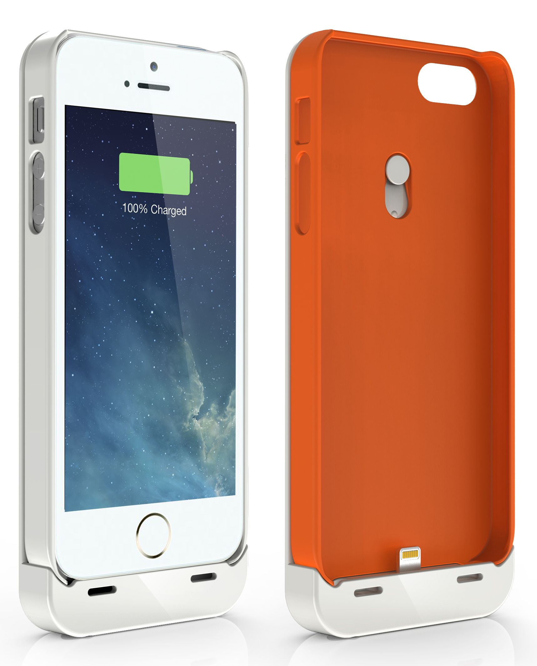 Jackery leaf premium external battery case charger for