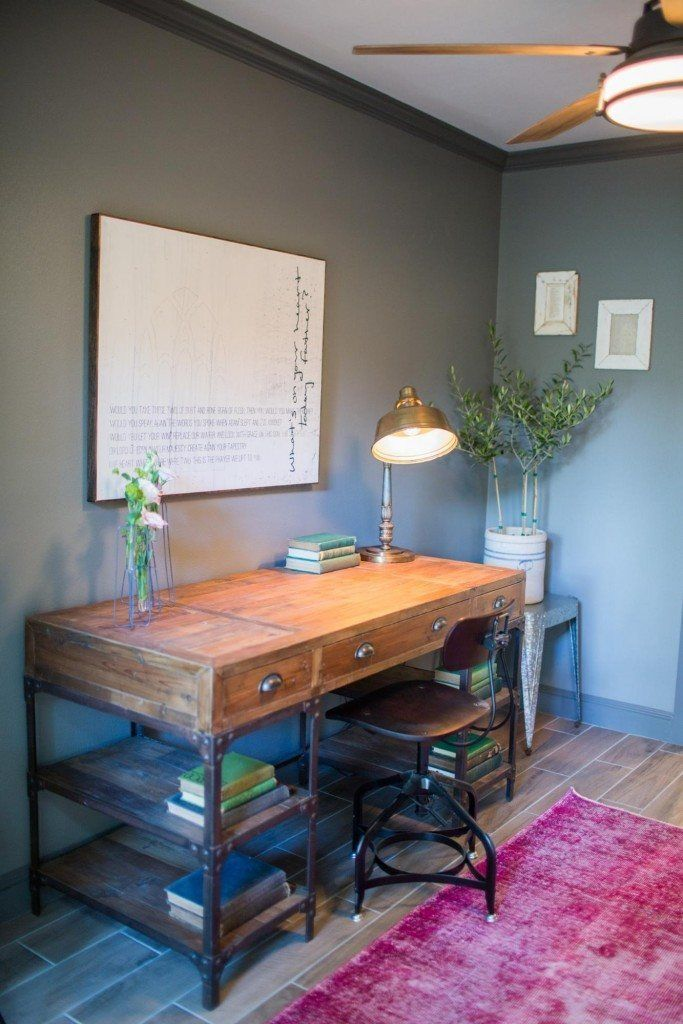 Explore Cottage Office, Chip And Joanna Gaines, And More!