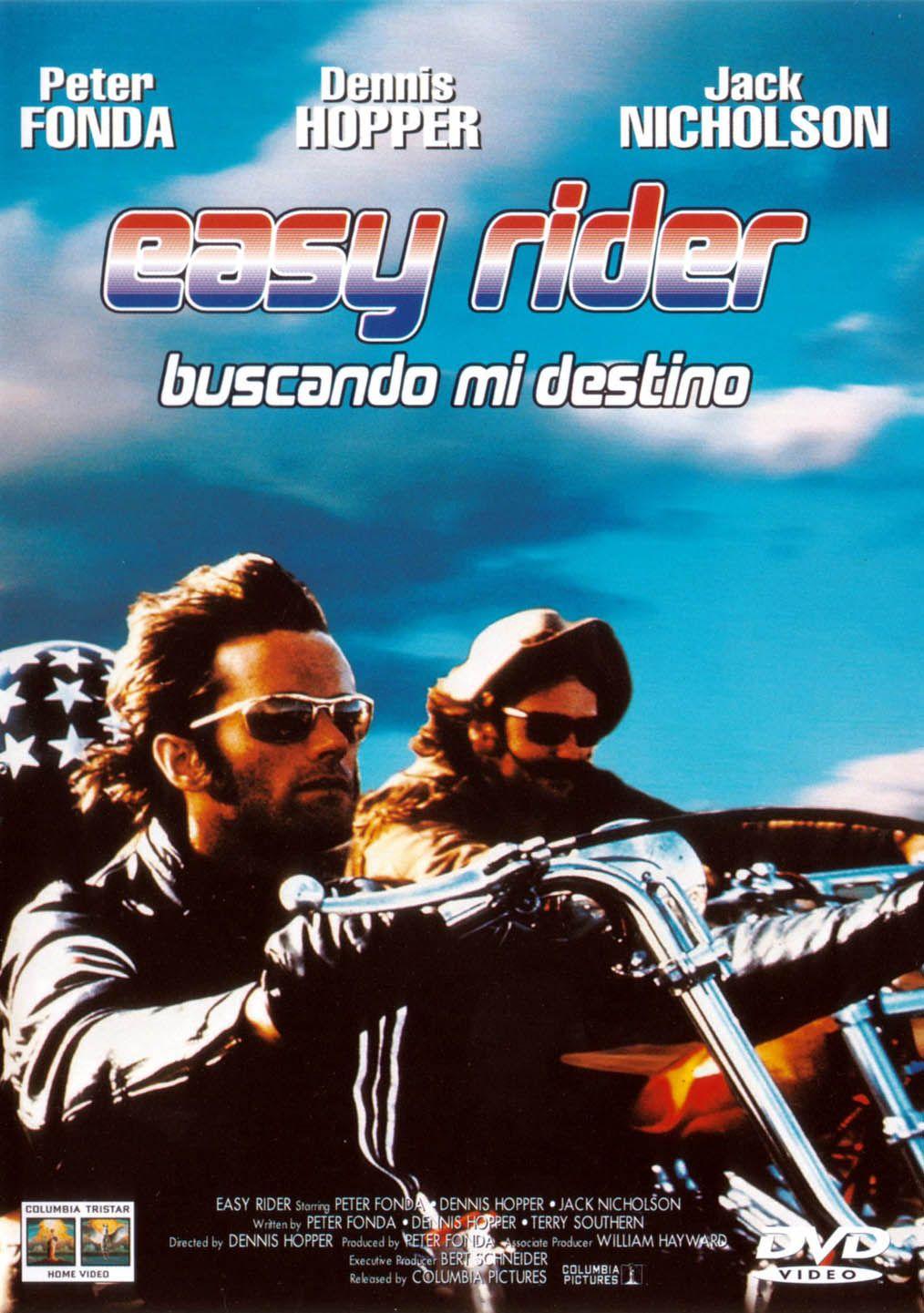 Easy Rider Buscando Mi Destino 1969 Eeuu Dir Dennis Hopper Drama Road Movie Cine Independente Pe Peliculas De Culto Carteles De Cine Busco Mi Destino