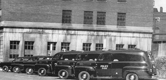 Vintage Johnstown: Paddy Wagon Time