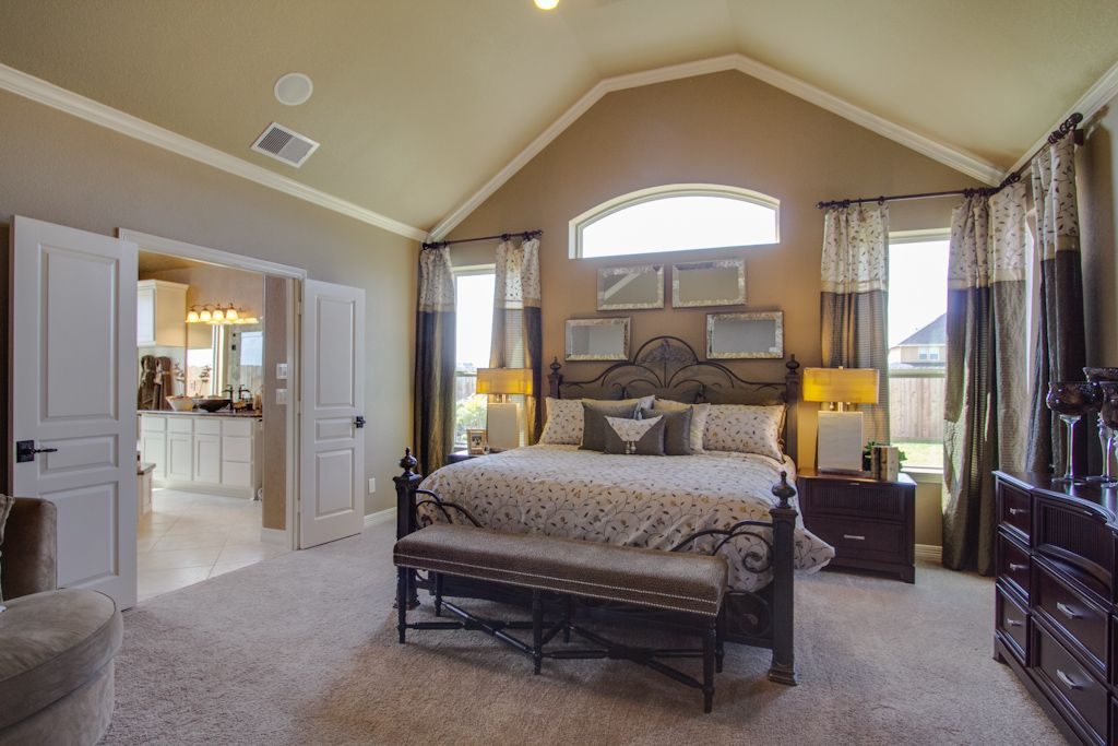 Designing The Dream Master Suite Blog Post Gvb Custom Homes Pinterest