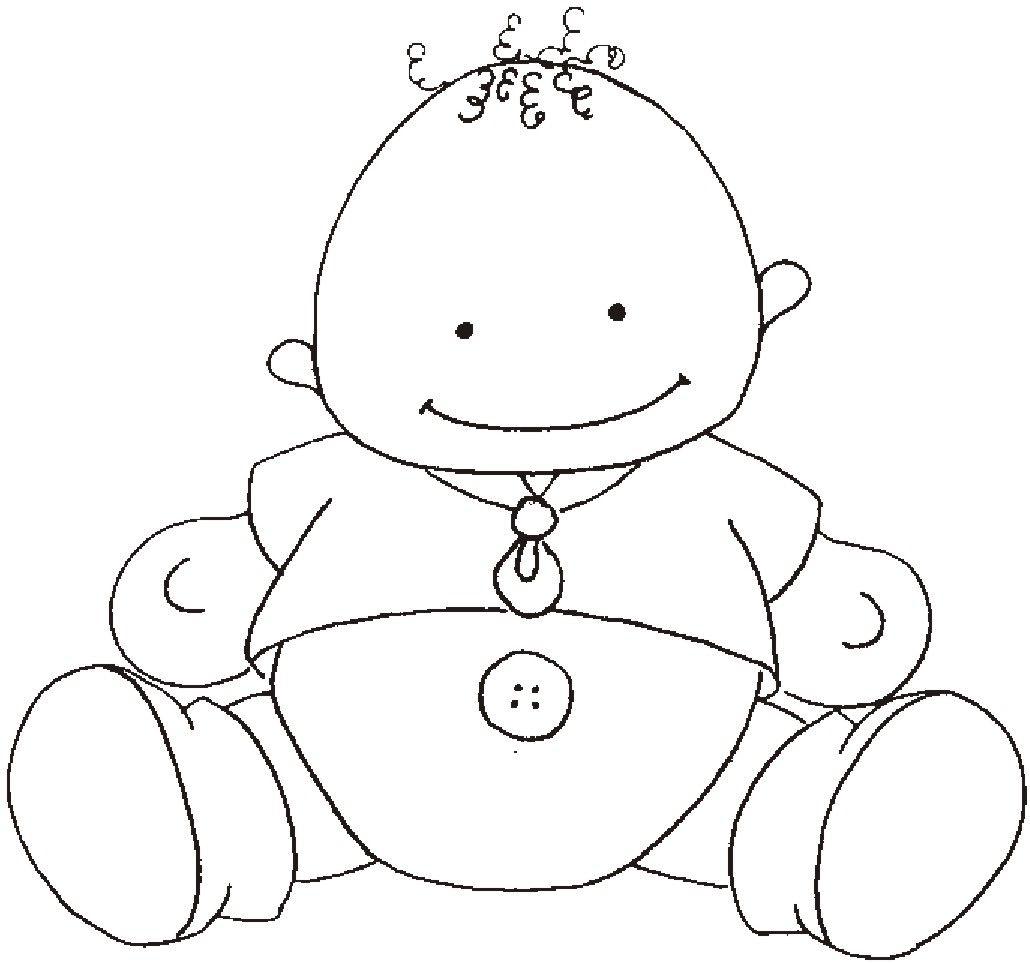 Pin de Scrapfusion en digistamps bebés | Pinterest | Dibujo ...