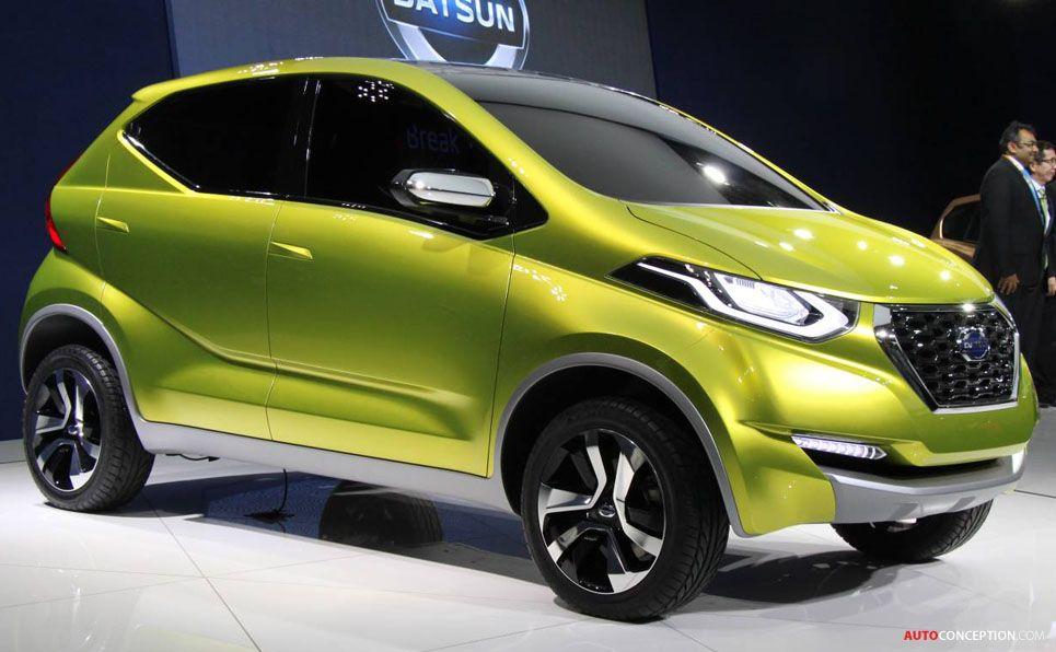 Photo Gallery 2014 Delhi Motor Show Autoconception Com Datsun Upcoming Cars New Upcoming Cars