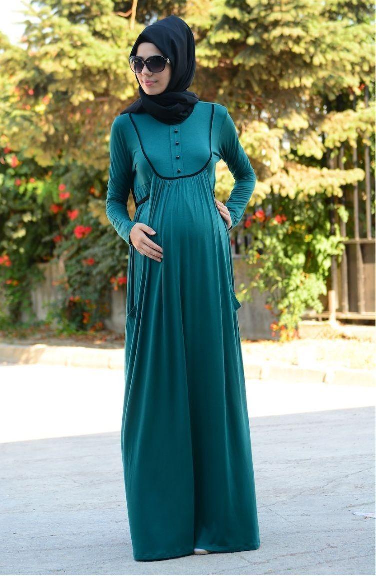 En Sik Sefamerve Tesettur Hamile Elbise Modelleri Moda Tesettur Giyim Elbise Modelleri Elbise Giyim