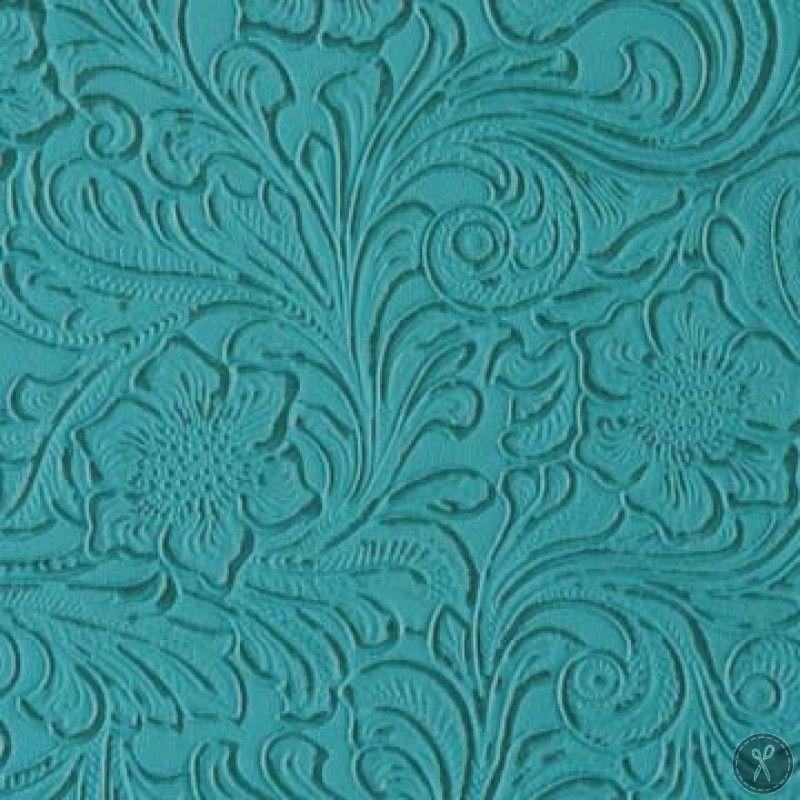 Laredo Vinyl Turquoise Floral Upholstery Floral Upholstery Fabric Vinyl Fabric