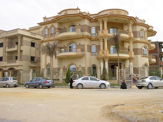 Neighboring Villas Near El Rehab City New Cairo Egypt Egypt Egypt Villas Cairo