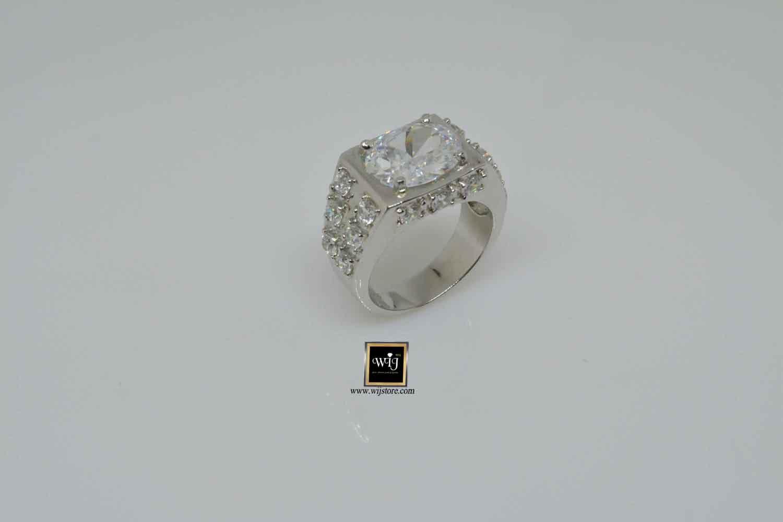 كود 1290 خاتم فضة رجالى Wedding Rings Engagement Rings Rings