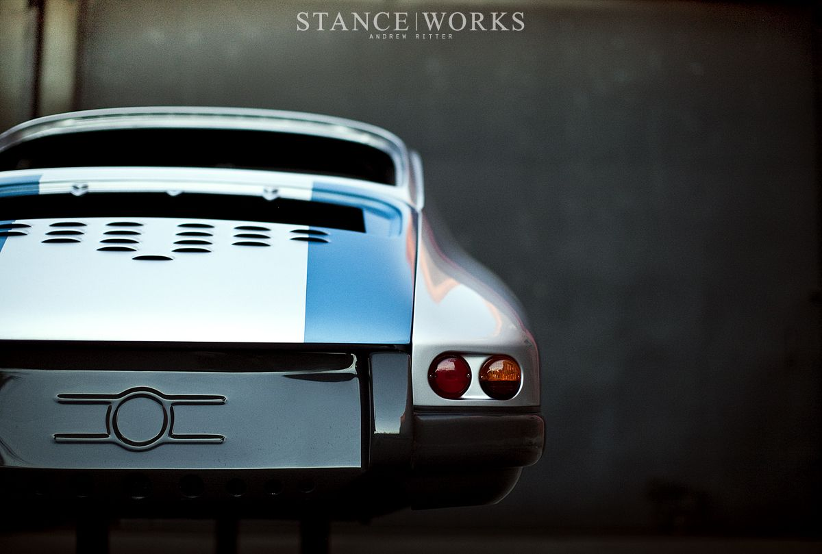 Magnus Walker 911r Taillights Smoothed S Izobrazheniyami