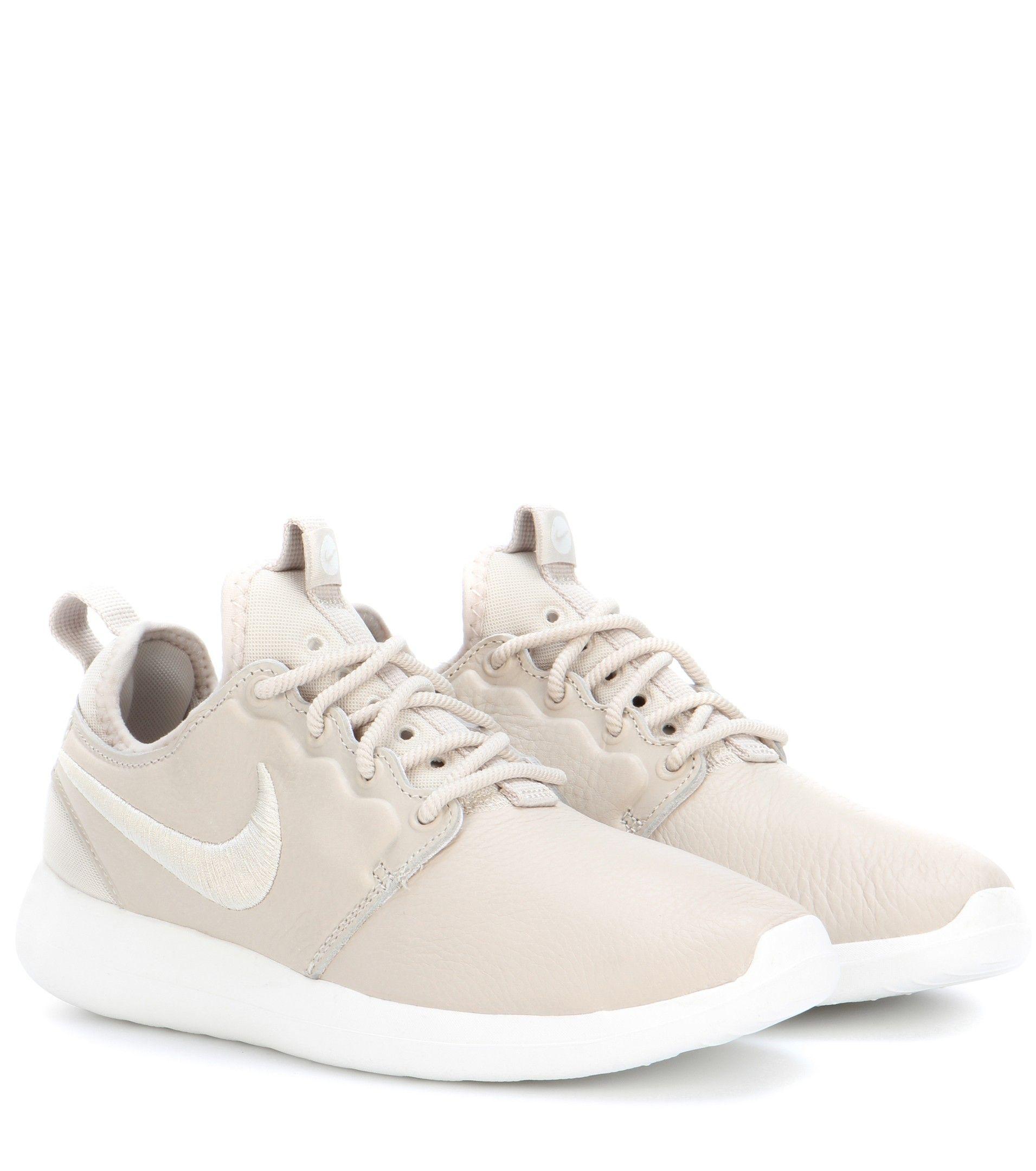 90e1065aeb68d Nike - Nike Roshe Two leather sneakers