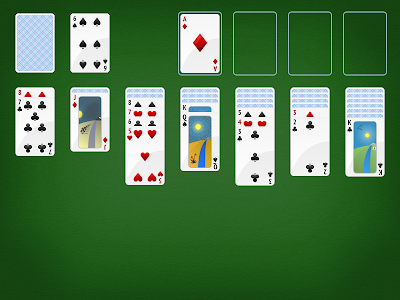 Patience Games Game Review Solitaire games, Spider