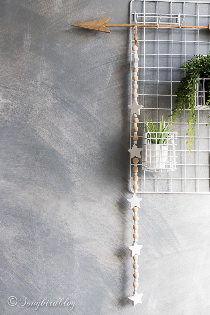 How to paint a faux concrete wall in five easy steps - Songbird