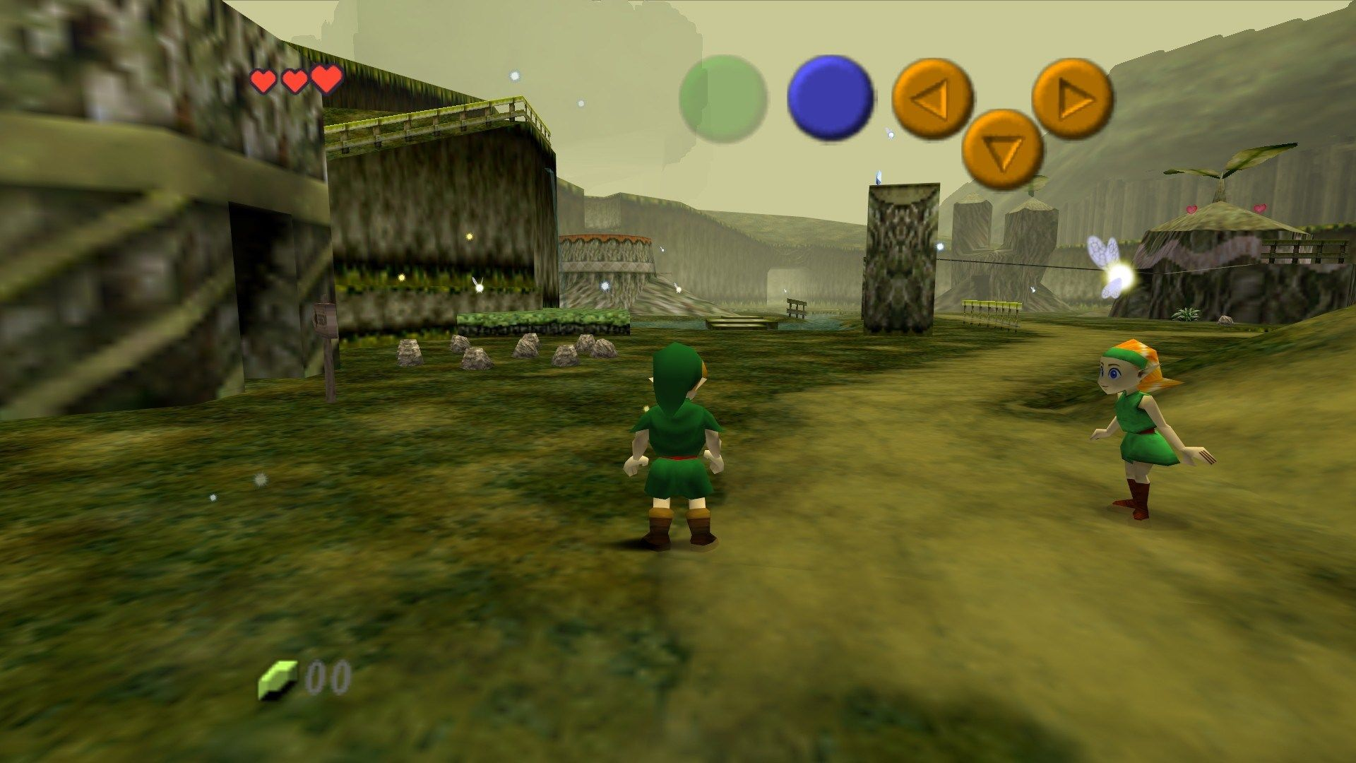 1920x1080 Awesome The Legend Of Zelda Ocarina Of Time Jpg 256 Kb
