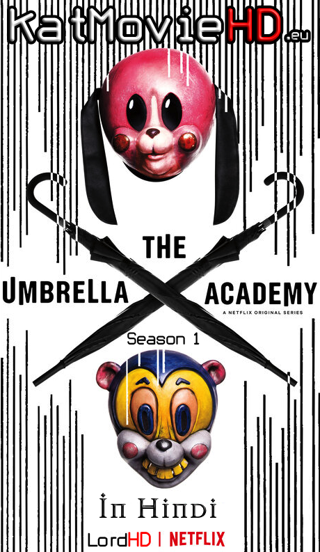 Free Download Netflix: The Umbrella Academy Season 1 All