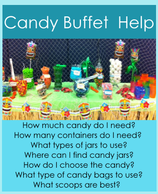Candy Buffet Help Birthday Party Ideas For Kids