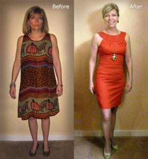 Diamond Hourglass Body Shape Style Makeover Pam Looks Like She