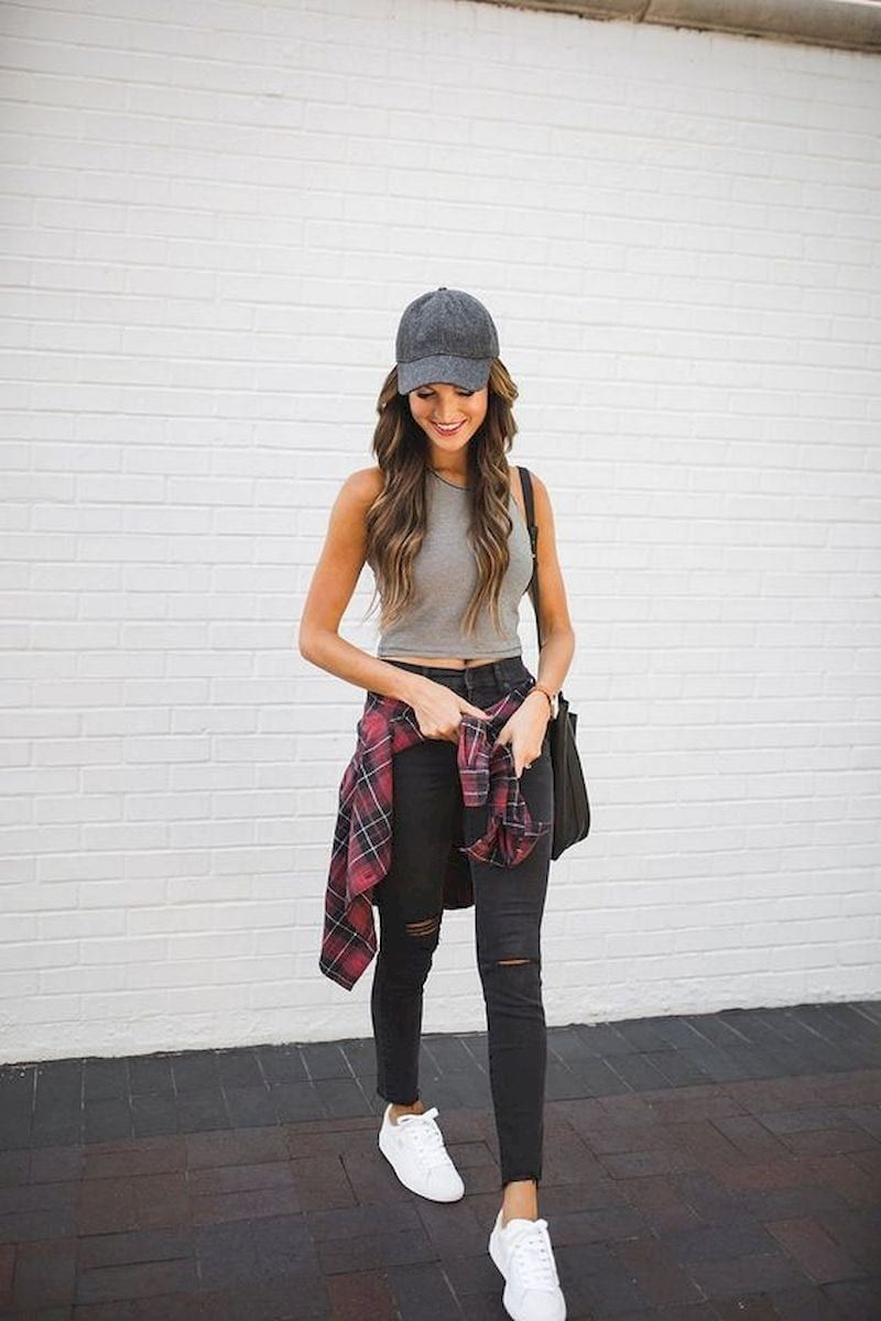 26 Sporty Outfits To Go To School That You Must Try