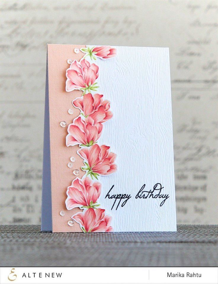 Image Result For Altenew Peony Bouquet Cards Handmade Floral